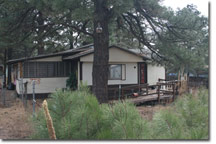 Kachina Village Mobile Home Land